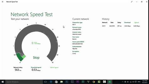 network speed test network speed test app free windows mode