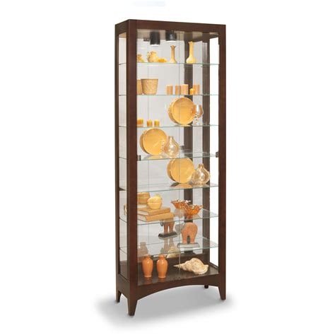 Philip Reinisch Curio Cabinets by Philip Reinisch Co Simplicity Curio Cabinet Reviews