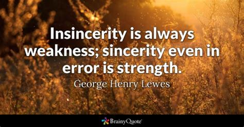 george henry lewes quotes brainyquote