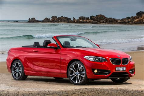 Bmw Coupe Convertible by Bmw 2 Series Coupe And Convertible Range Updated For 2017