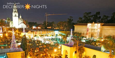 san diego holiday events festivals christmas lights