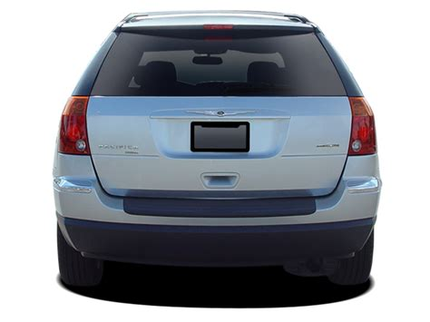 2005 Chrysler Pacifica Touring Reviews by 2005 Chrysler Pacifica Reviews And Rating Motor Trend