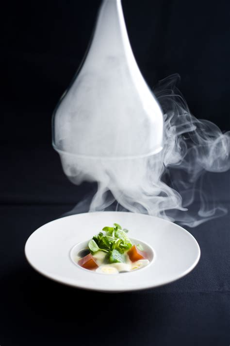 molecular cuisine food