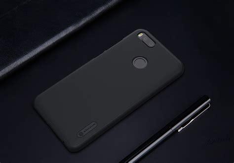Xiaomi Mi A1 Xiaomi 5x Cover Hardcase Original black xiaomi mi 5x mi a1 nillkin protective back cover