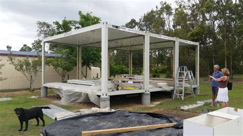 Mobile Home Kitchen Cabinet Doors by Lekofly Modular Homes 7 Star Sustainable Home In 7 Days