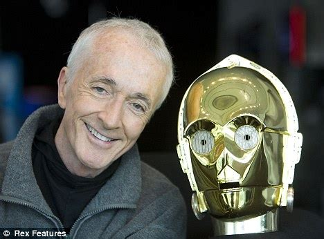 anthony daniels age star wars c 3po actor anthony daniels on the laser eye