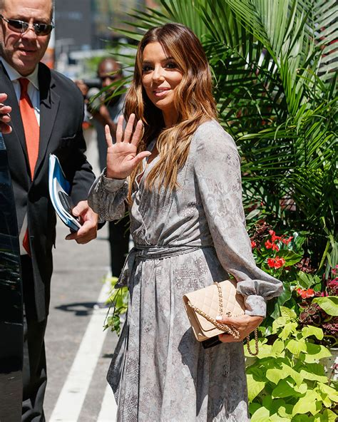 Longoria In Chanel by Let Coach S Cutest Bags A Moment In The