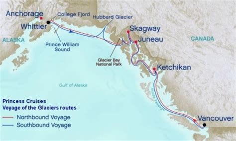 senior getaways alaska cruise may 23 30, 2018voyage