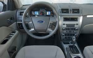 2010 ford fusion hybrid interior photo 28