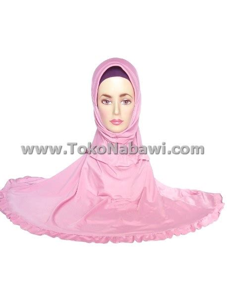 Jilbab Syari I Jilbab Instan I Pashmina I Jilbab Langsung I Jlb40941 jilbab instan syar i oleh oleh haji