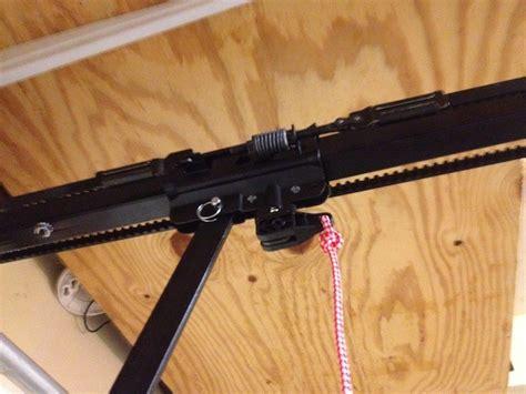 craftsman assurelink internet connected dc belt drive