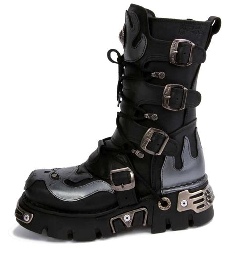 new rock m107 s2 leather boots