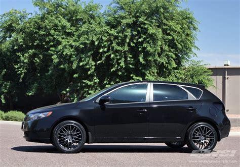 Kia Forte Tire Size Kia Forte Custom Wheels Enkei Ekm3 17x Et Tire Size