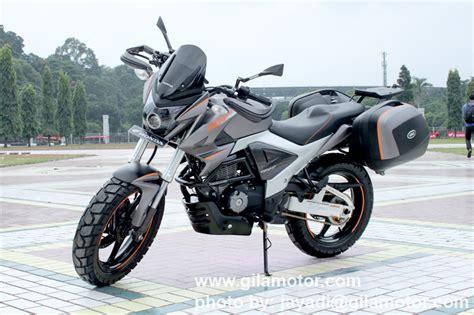 Standar Tengah Honda New Mega Pro Monoshock Karburator Original Ahm new megapro fi adventure semakin gilamotor