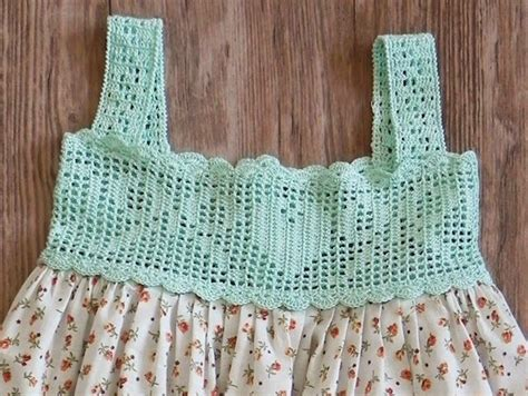 como hacer un vestido tejido c 243 mo hacer un vestido de crochet o ganchillo ganchillo
