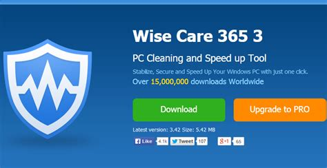 Wise Care 365 Pro Giveaway - wise care 365 pro 5 we not only share 4 free