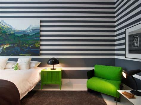 Kreative Wandgestaltung Streifen by 23 Kreative Ideen F 252 R Wanddekoration Im G 228 Stezimmer