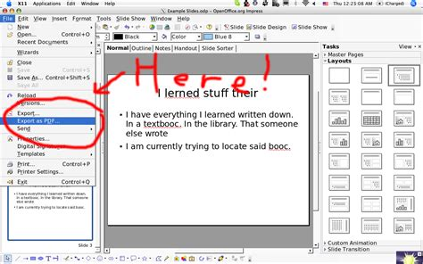 in with pictures pdf powerpoint exporting ppt to pdf with hyperlinks