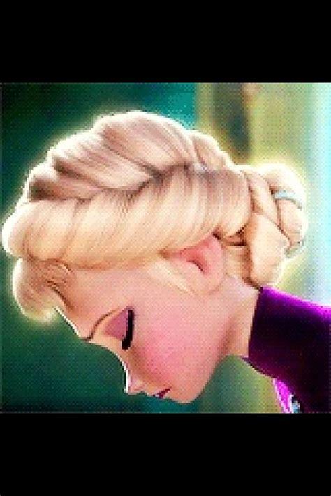 how to frozen elsas coronation hair inspiration elsa s coronation hair wedding hair