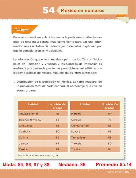 Mexico Search La Pagina 109 Libro De Historia Respondida Quinto