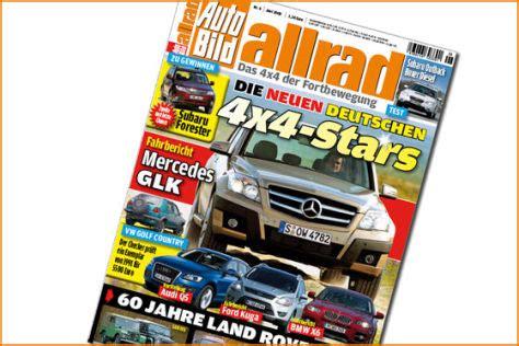 Auto Bild Allrad 9 by Die Neuen Deutschen 4x4 Autobild De