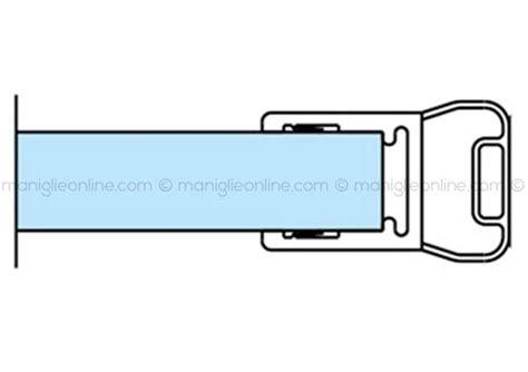guarnizioni box doccia guarnizione magnetica per box doccia in vetro 6 8 mm