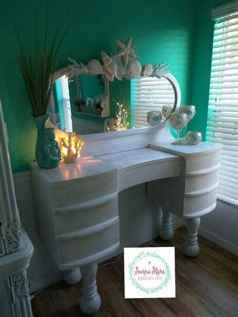 turn desk into vanity turn an old desk into a beautiful vanity hometalk