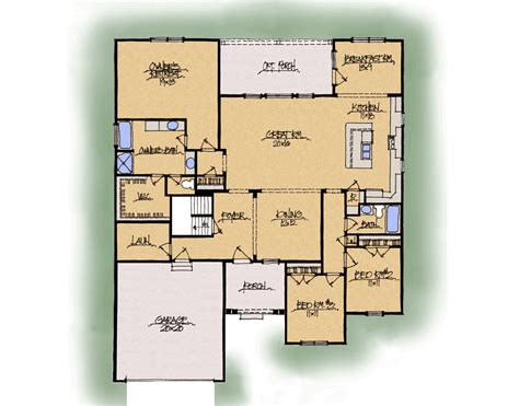 Schumacher Homes Floor Plans by Schumacher Homes House Plan Detail