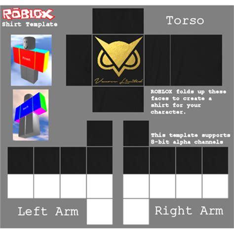 vanoss gold t shirt roblox