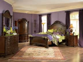 North Shore Bedroom Furniture North Shore King Panel Bedroom Set Signature Design By