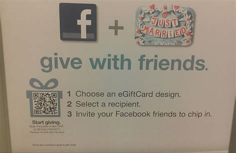 Qr Code Gift Card - target uses qr codes to drive gift card sales qfuse