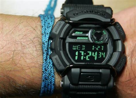 Jam Tangan G Shock Gd 400mb 1 review casio g shock gd 400mb 1 si hitam dengan kekuatan