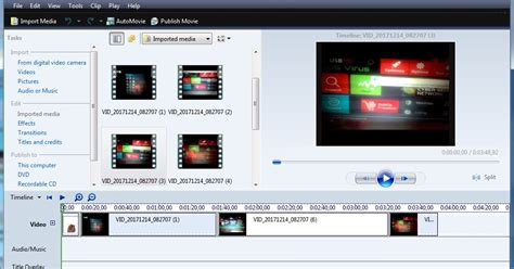 film viewer adalah windows movie maker video editor paling ringan depo program
