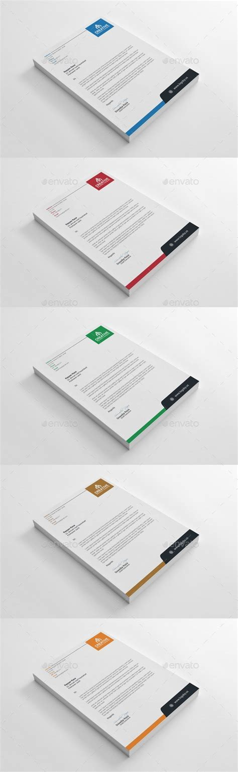 12 Free Letterhead Templates In Psd Ms Word And Pdf Format Psdtemplatesblog Free Stationery Templates For Microsoft Word