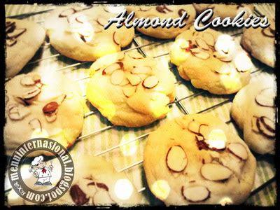 Spesial Kacang Almond 500 Gram Murah Meriah cara membuat kue kering almond istimewa enak dan gurih resep masakan internasional
