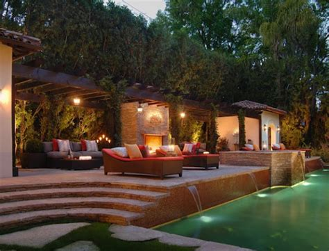 Feng Shui Patio by Feng Shui Landscape Design What It Says About Your
