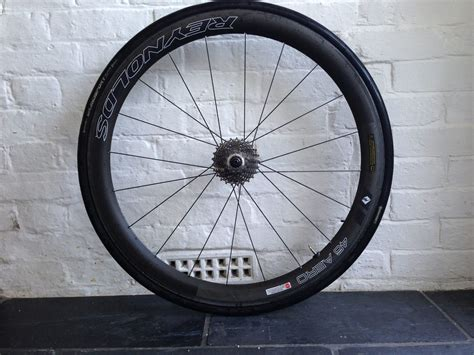 Decal Rims Renolds 5cm aero 46 and 58 wheels review