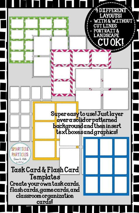 flash card templates for teachers 17 best images about teaching ideas teaching resources on