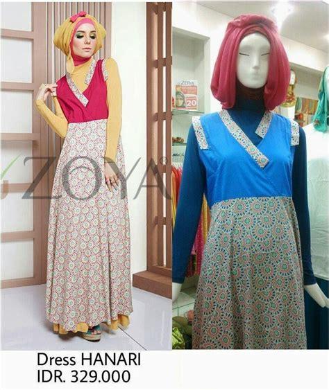 zoya inner agave baju muslim zoya busna muslim terbaru 2015 hanari