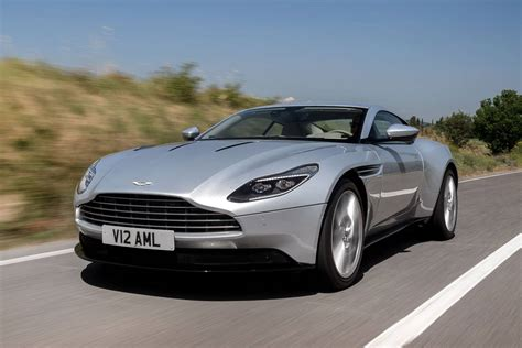 Aston Martin Edmunds by 2017 Aston Martin Db11 Pricing For Sale Edmunds