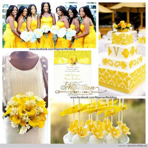wedding colors black white yellow damask theme inspiration wedding i