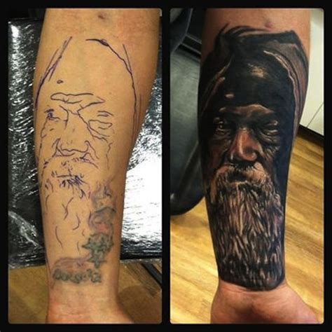 thigh tattoo cover ups leg cover up tattoos egodesigns tattoos