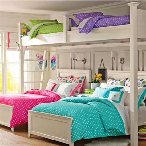 teen bunk beds cute girls bunk beds baby girl nursery bedrooms pinterest cases girls and layout