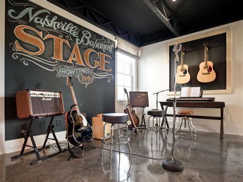 home studio wall design photos hgtv