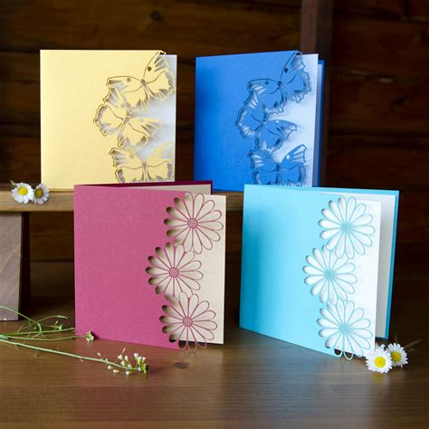 Handmade Paper Greeting Cards Designs - birthday greeting card designs handmade lovely paper