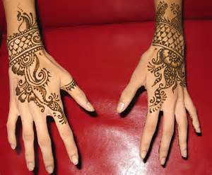 latest and simple mehndi designs for hands 2017