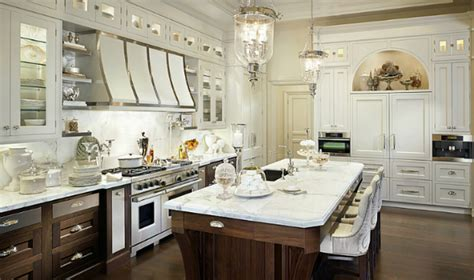 Kitchen Cabinet Soffit by 10 Perfect Transitional Kitchen Ideas 34 Pics Decoholic