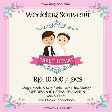 Mug F Mini Wedding Souvenir Othani Dan Melisa paket hemat souvenir wedding 10 000 pcs pabrik mug souvenir dan promosi