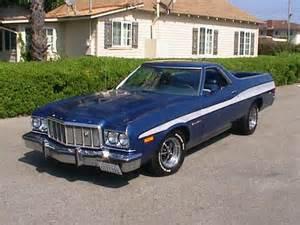 1974 Ford Ranchero Buy Used 1974 Ford Ranchero Gt 460 V8 In El Monte