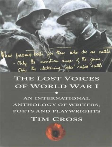 raising voice an anthology of writers by the same the same annual anthology volume 1 books the lost voices of world war i an international anthology